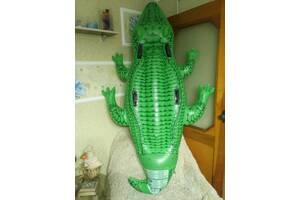 """Надувные плотики """"Крокодил"""", 203 х 114 см и """"Черепаха"""" 150х127см"""