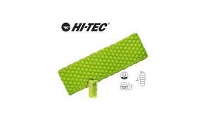 Надувний килимок Hi-Tec AIRMAT 190x60 Зелений (HT-airmat190-green)