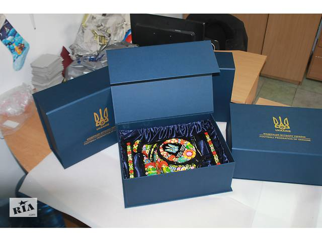 продам Нагородні футляри, футляри для нагород, упаковка для подарунка. бу в Києві