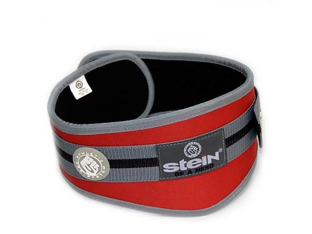 продам Неопреновый пояс с наполнителем для фитнеса и бодибилдинга Stein Lifting Belt BWN-2423 Red бу в Дніпрі (Дніпропетровськ)