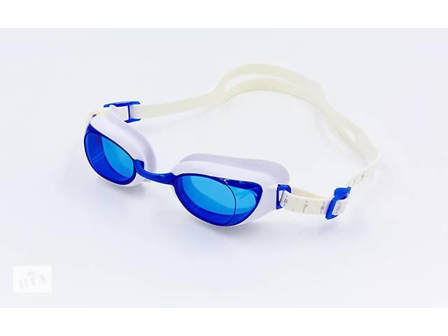 купить бу Очки для плавания SPEEDO AQUAPURE 8090027960 Blue (ZA04021) в Киеве