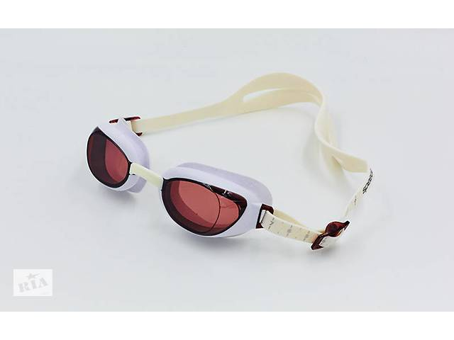 продам Очки для плавания SPEEDO AQUAPURE FEMALE 8090048914 White (ZA04020) бу в Киеве