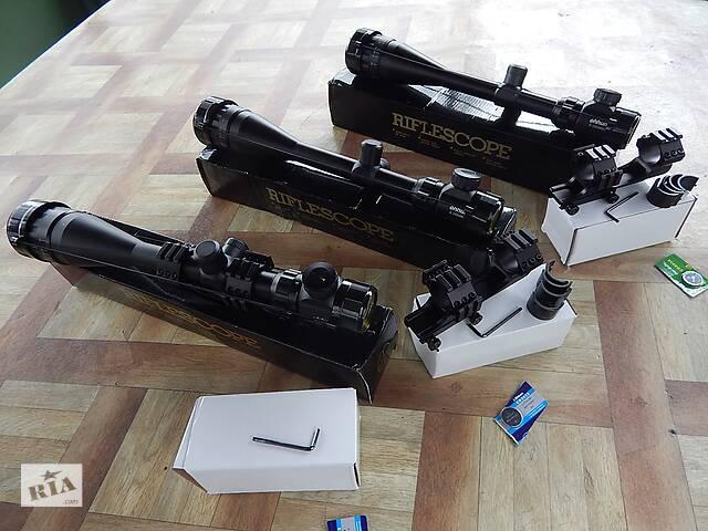 продам Оптический прицел ohhunt 6-24x50 AOEG бу в Днепре (Днепропетровск)