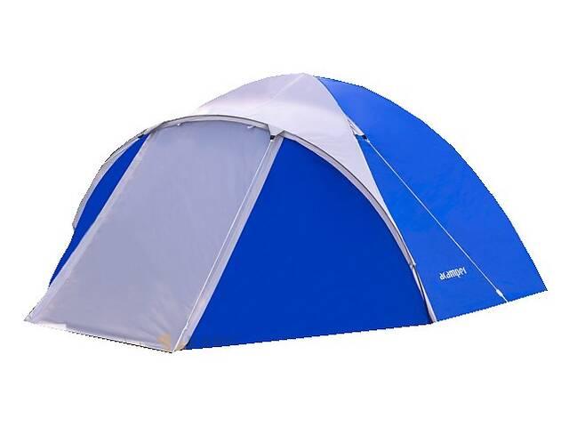 купить бу Палатка 2-х местная Presto Acamper ACCO 2 PRO синяя - 3000мм. H2О - 2,9 кг. в Львові