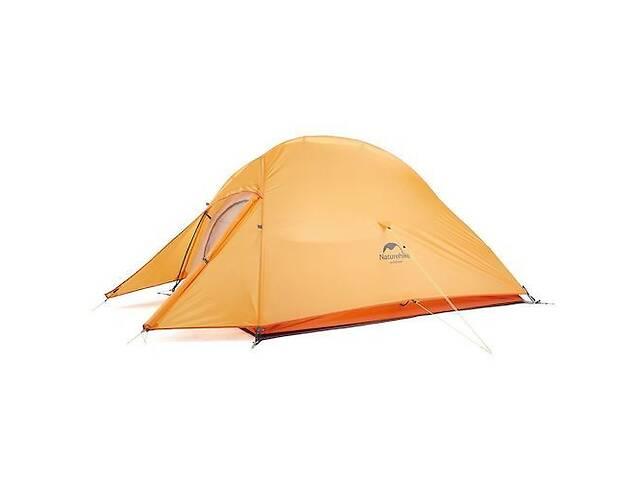 купить бу Палатка Naturehike Cloud UP 2 (оновлена) помаранчева в Киеве