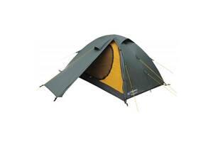 Палатка Terra Incognita Platou 3 darkgreen (4823081503279)