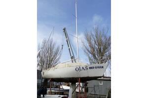 Парусная яхта (новая)