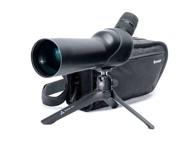 купить бу Подзорная труба Vanguard Vesta 460A 15-50x60/45 WP + штатив (Vesta 460A) VngrdDAS301023 в Києві