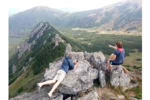 Поход в горы, туры выходного дня в Карпаты
