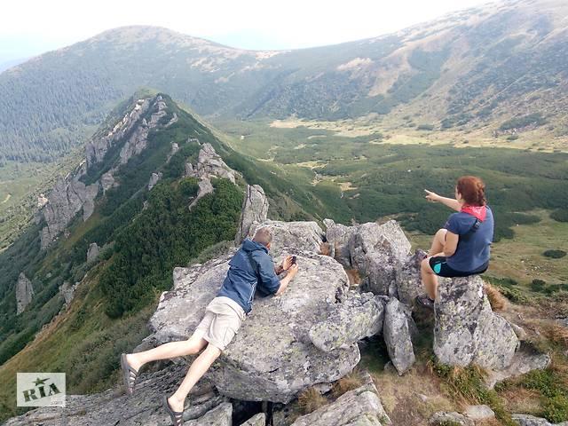 бу Поход в горы, туры выходного дня в Карпаты в Тернополе