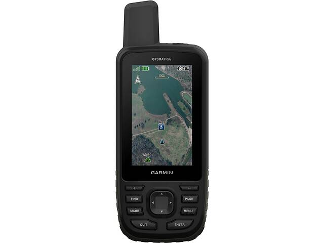 продам Портативный навигатор Garmin GPSMAP 66S (010-01918-02) бу в Полтаві