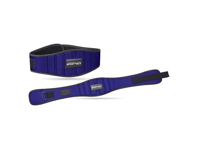 Пояс для тяжелой атлетики неопреновый SportVida SV-AG0096 (XL) Blue- объявление о продаже  в Киеве