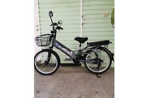 Продам електро велосипед E-alfa 500w