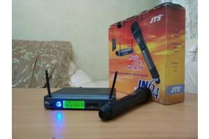 Продам профессиональный микрофон INFINITY JTS IN64R/IN64TH Радиосистема с ручным передатчиком