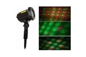 Проектор уличный лазерный RD-7187 (6 рисунков)