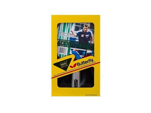 Ракетка для настольного тенниса Batterfly WernerSchlager SKL11-281560- объявление о продаже  в Харькове
