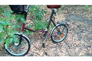 Раскладной Велосипед Десна 2 в отличном состоянии