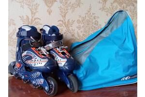 Ролики детские и сумка