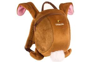 Рюкзак дитячий Little Life Animal Toddler 2L bunny (10840)