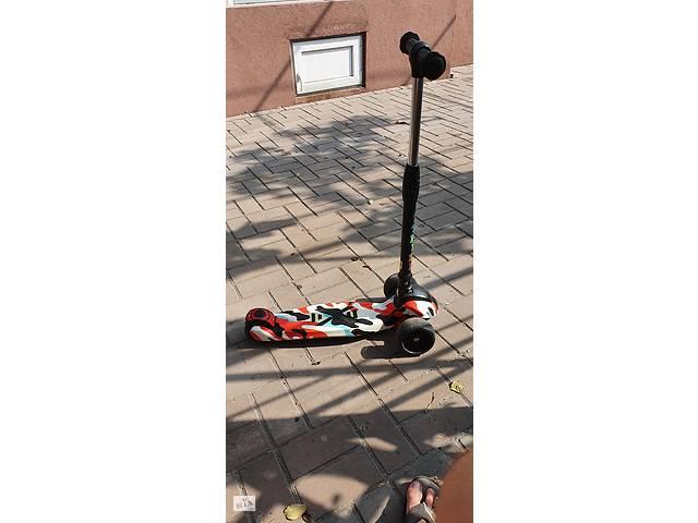 бу Самокат детский  Itrike в Мариуполе