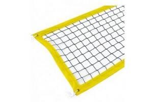 Сетка для пляжного волейбола Netex SI 0155 (черная)