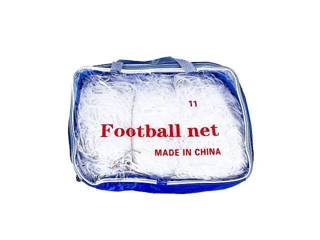 Сетка World Sport футбольная 7,32,44 м FN-06-11 SKL11-281660- объявление о продаже  в Києві