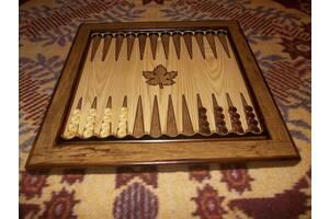 Шахматная доска шахматы+нарды