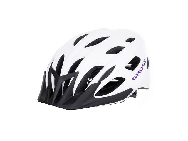 продам Шлем Ghost Classic 58-63 см White/Violet (17066) бу в Харкові