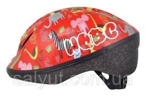 Шлем HQBC Funq Animals детский, Красный