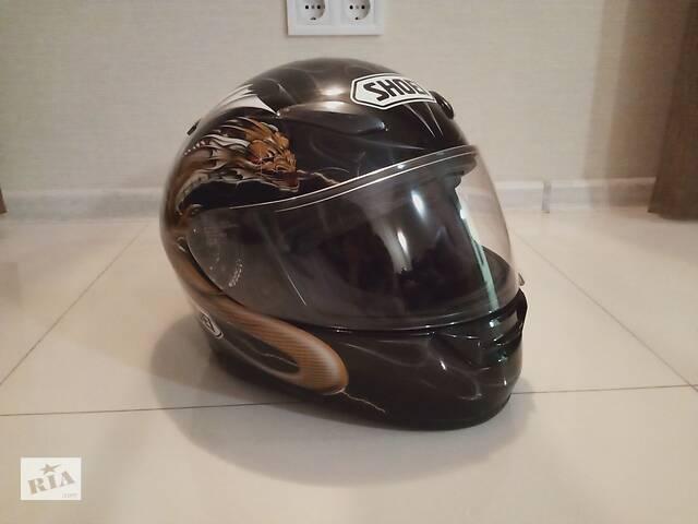 продам шлем Shoei бу в Харькове