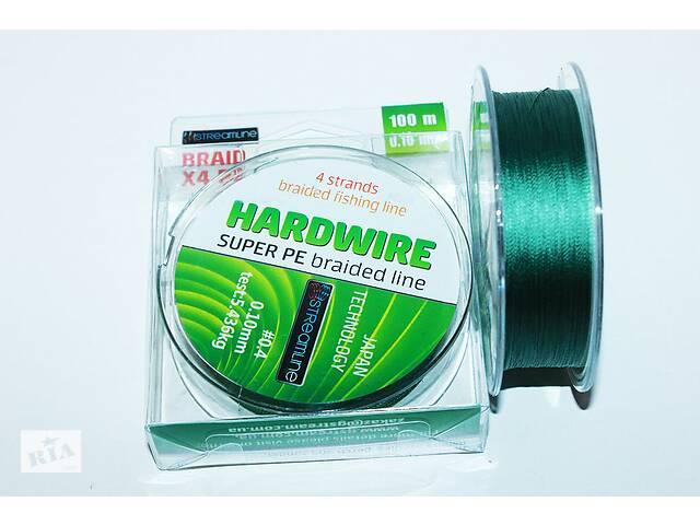 Шнур Рыболовный Streamline Hardwire