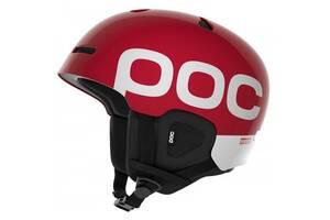 Шолом гірськолижний POC Auric Cut Backcountry SPIN M/L 55-58 Bohrium Red (PC 104991101MLG1)