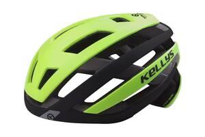 Шолом велосипедний Kls Result M-L Green SKL35-187731