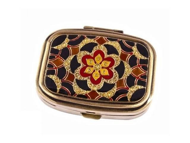 Карманная пепельница для леди Leif Lowe 382831AB бронза- объявление о продаже  в Киеве