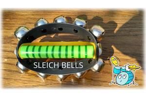 Sleigh Bells- бубенцы,тамбурин, Jingle Stack