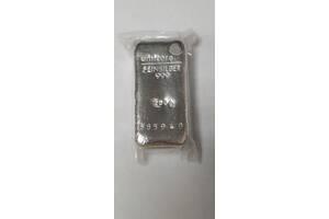 Слиток серебро 999 проба.250грамм