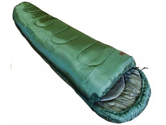 Спальный мешок-кокон Totem Hunter XXL зеленый- объявление о продаже  в Киеве