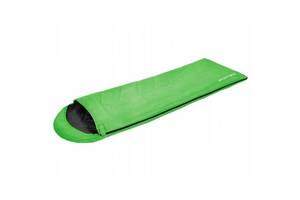 Спальный мешок SportVida SV-CC0016 Green-Black SKL41-227355