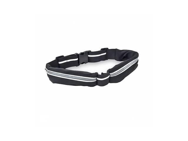 купить бу Спортивная сумка на пояс для бега Go Runners Pocket Belt спортивный пояс для телефона SKL11-260599 в Киеве