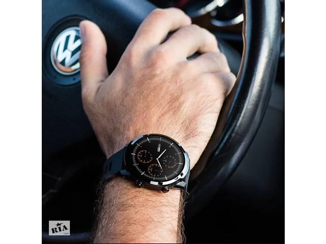 купить бу Спортивные смарт-часы S10 Plus Черные в Мелитополе