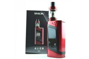 Стартовый набор Smok Alien 220W Kit ORIGINAL Красно-Черный (SMT111249266)