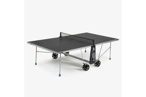 Стіл для настільного тенісу Cornilleau 100X Sport Outdoor Grey