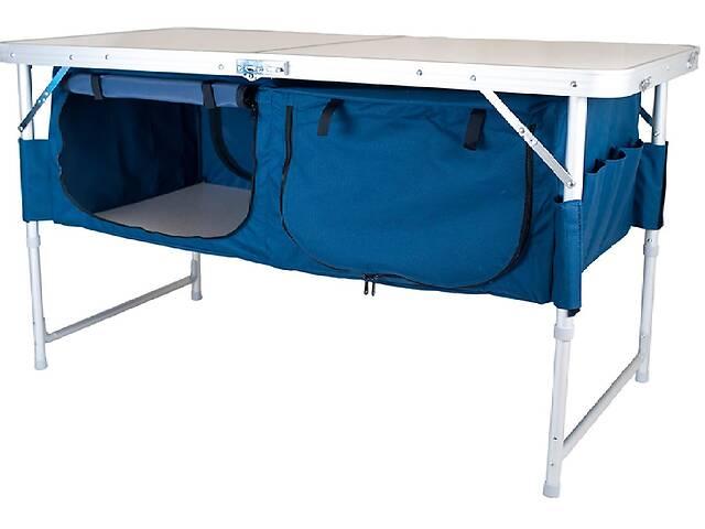 купить бу Стол складной с тумбой Ranger TA-519 Rcase (RA 1103) в Полтаве