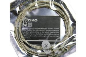 Струны Ziko Серебро 11-50 для Акустической Гитары