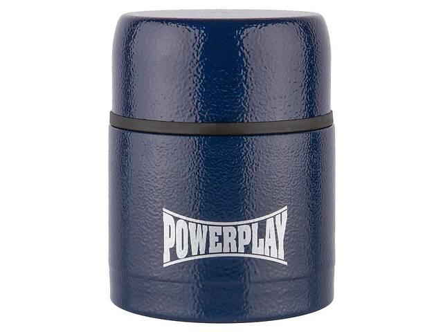 продам Термос харчовий PowerPlay Синій 500 мл SKL24-292065 бу в Харкові