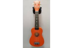 Укулеле сопрано FZONE оранжевая + запасные струны в подарок!