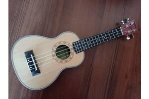 Укулеле сопрано Parksons гавайская гитара+чехол+медиатор