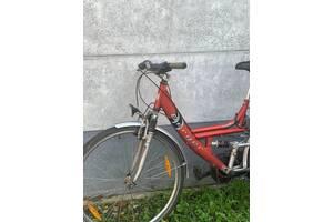 В ідеальному стані німецький велосипед berger