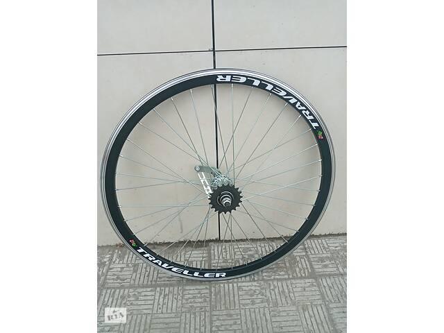 бу Вело колесо на подвійному ободі 20. 24. 26. 28 дюймів під Україну в Харкові