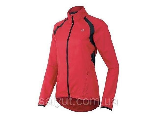 продам Велокуртка-ветровка PEARL iZUMi Elite Barrier женская (Красный, L) бу  в Украине